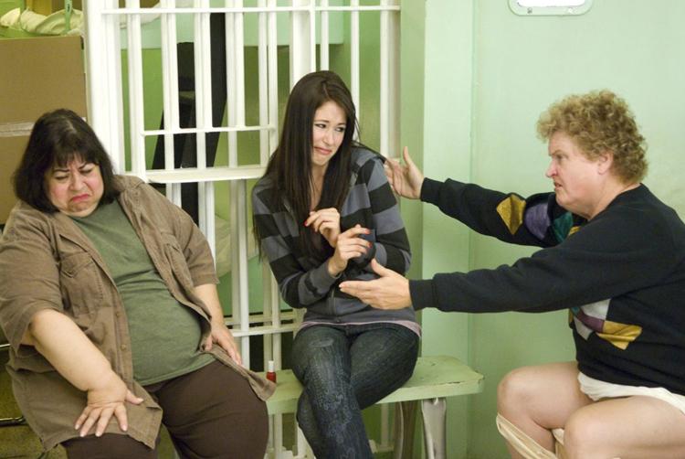 Kinonews.ru в Фэйсбуке. Кадр N46716 из фильма Сексдрайв / Sex Drive (2008)